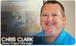 Chris Clark - Project Manager